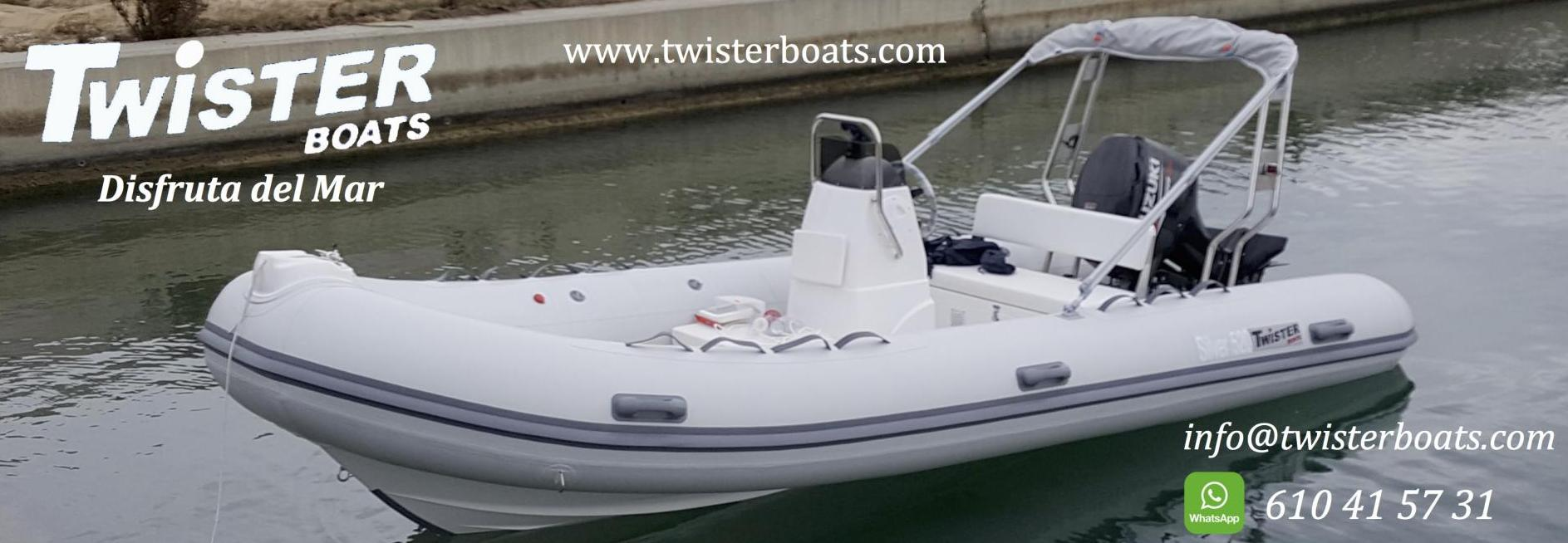 Twister Boats SL