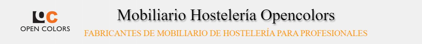 Mobiliario Hosteleria Opencolors
