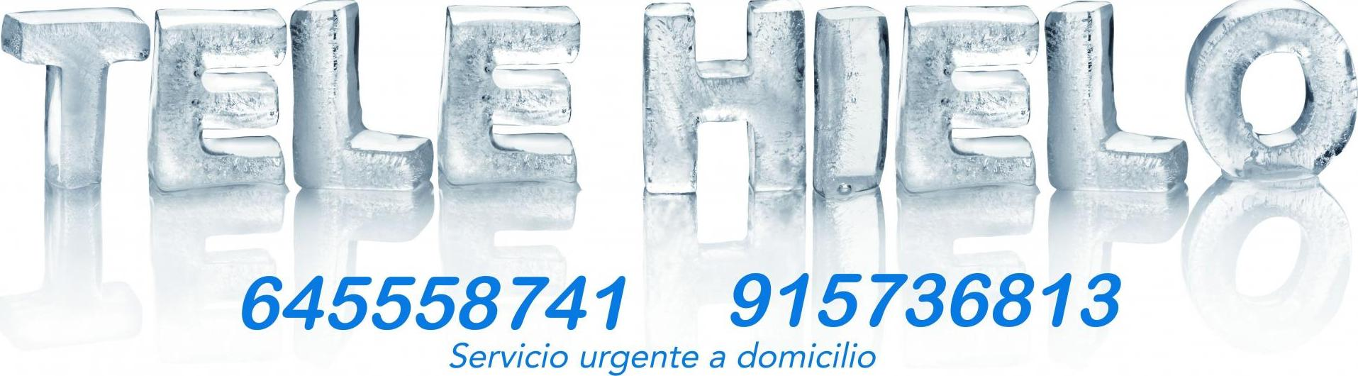 Tele Hielo ⚡ 91 5736813 o 645558741
