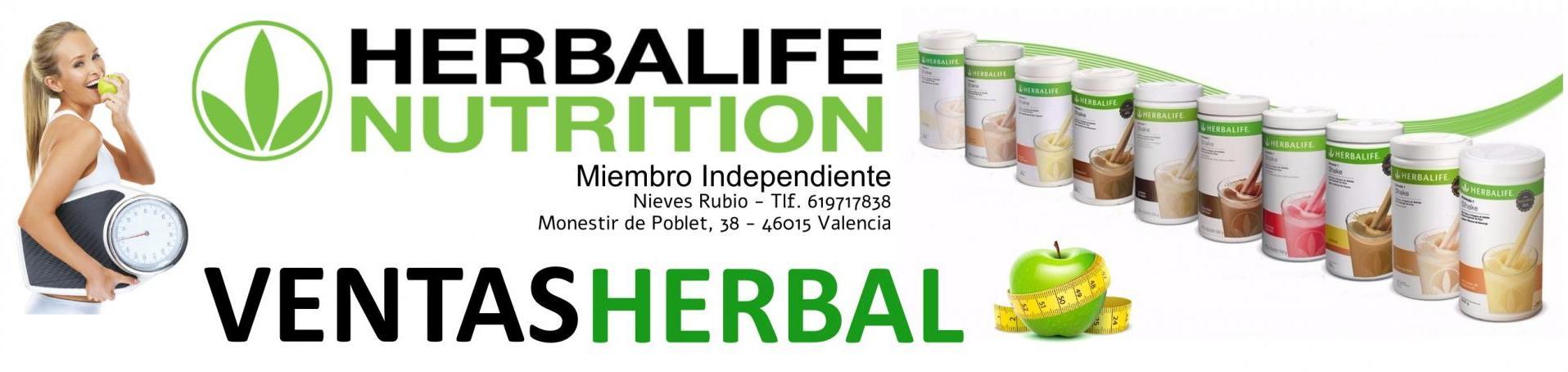 VentasHerbal, Productos Herbalife Online
