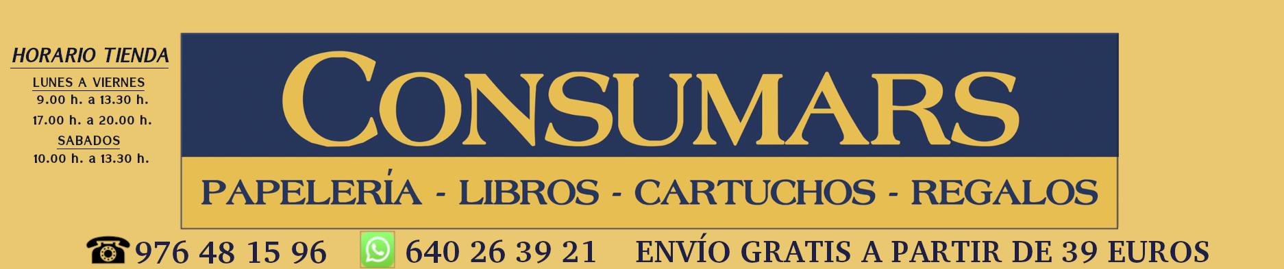 PAPELERÍA CONSUMARS