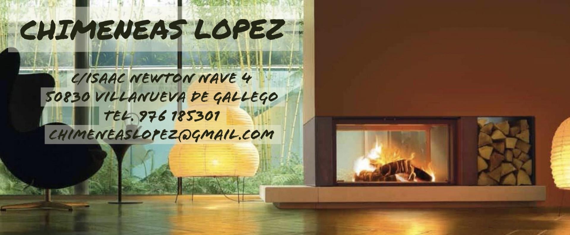 CHIMENEAS LOPEZ  / COMERCIAL LOPEZ SEDILES S.L.